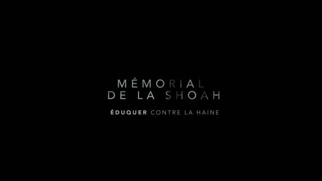 Éduquer contre la haine - Mémorial de la Shoah